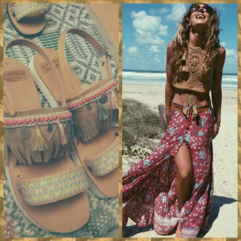 Mrs Jane sandals