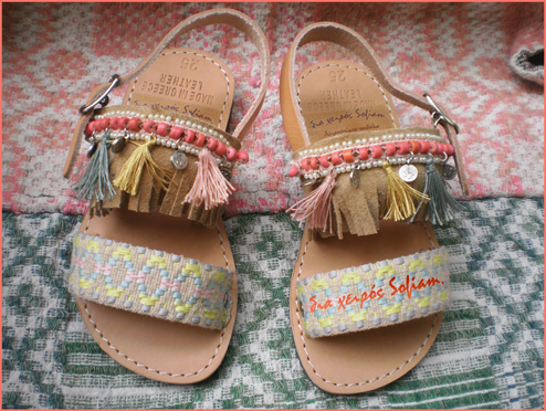 little Jane sandals